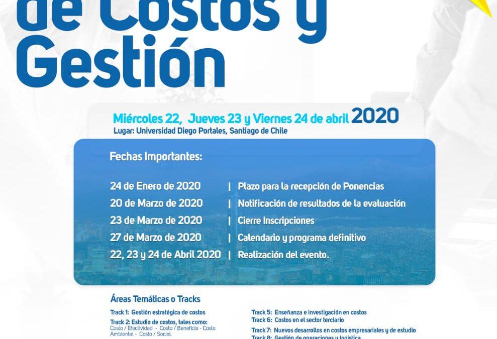 Invitación al II Congreso del Instituto Chileno de Costos