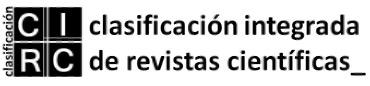 CIRC (Clasificación Integrada de Revistas Científicas)