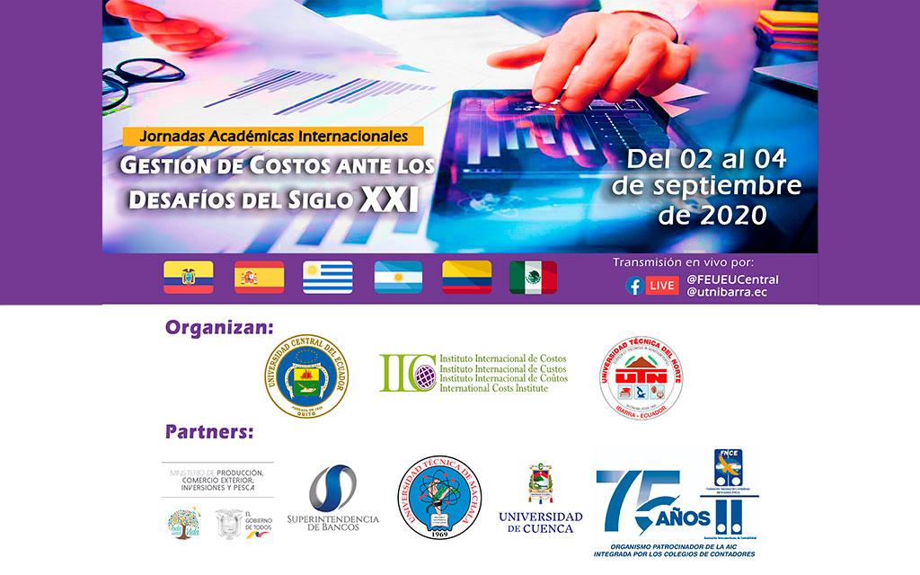 Conferência Acadêmica Internacional: Gestão de custos em face dos desafios do século 21