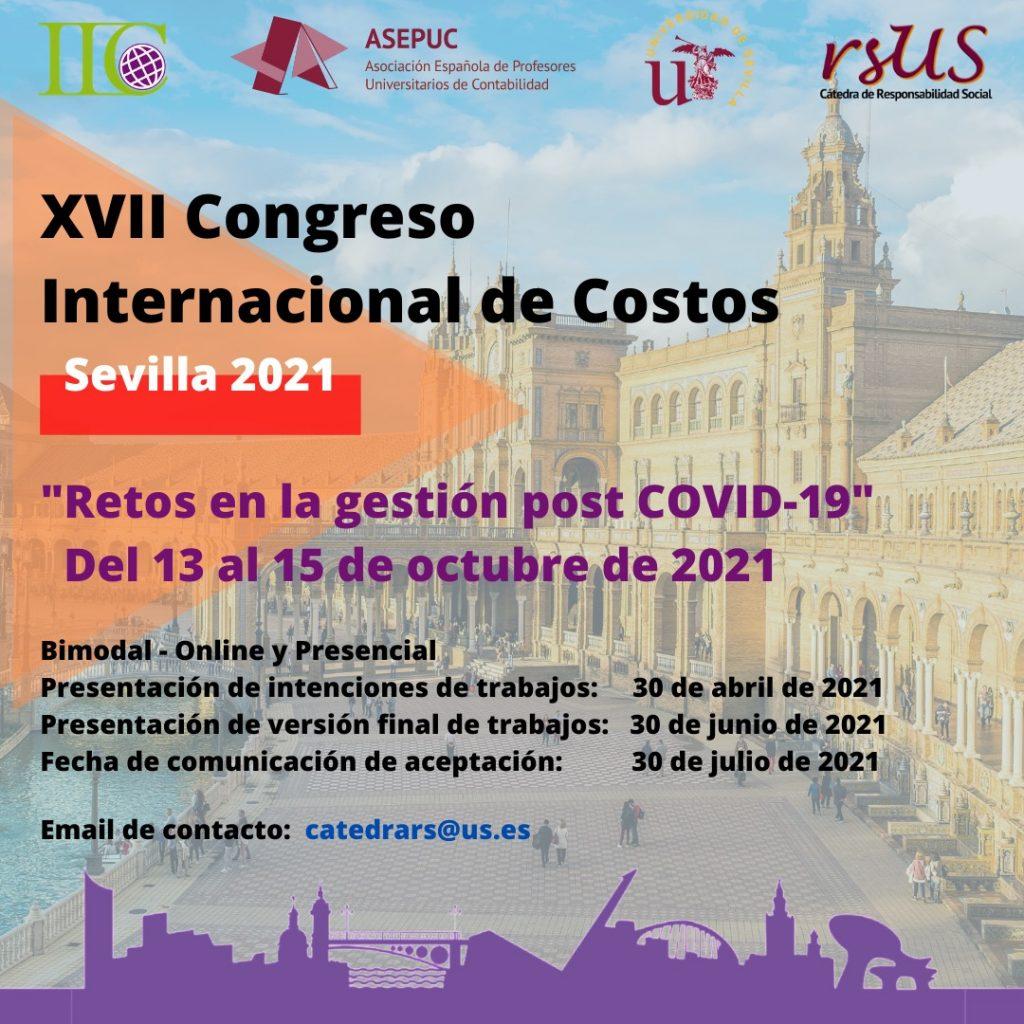 XVII Congreso Internacional de Costos